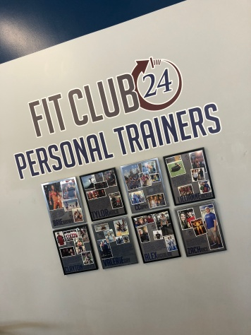 Personal Trainers at Fit Club 24