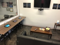 iPad Lounge Area for kids